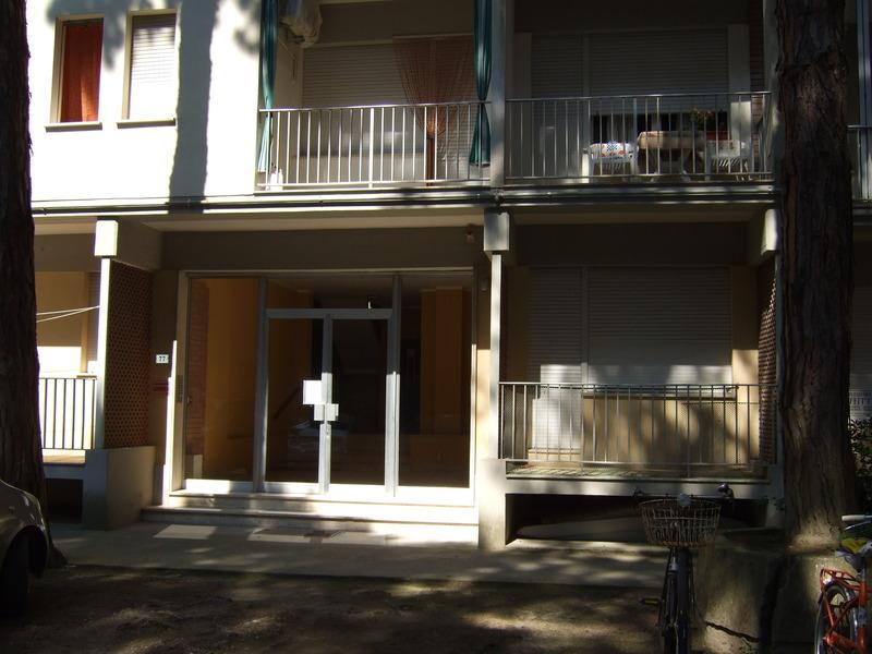 GARDEN 1B: Affitto appartamento con posto auto vicino alla spiaggia di Lido degli Estensi