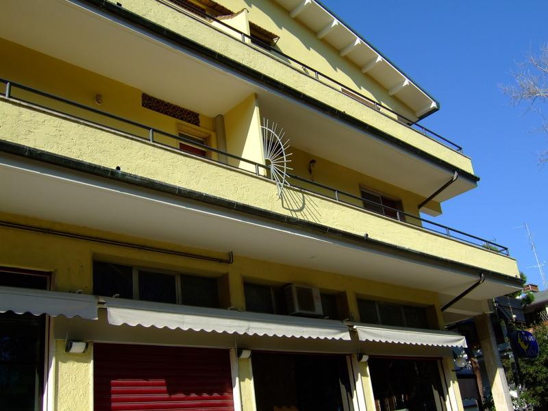 ALCIONE: Affitto ai Lidi di Comacchio spazioso appartamento con terrazza a pochi passi dal mare