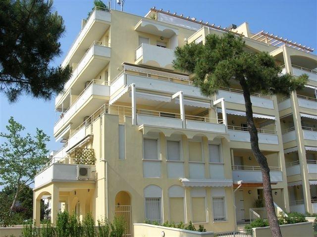 ALBACHIARA 41: Affitto bellissimo appartamento con vista sulla spiaggia della Riviera Adriatica