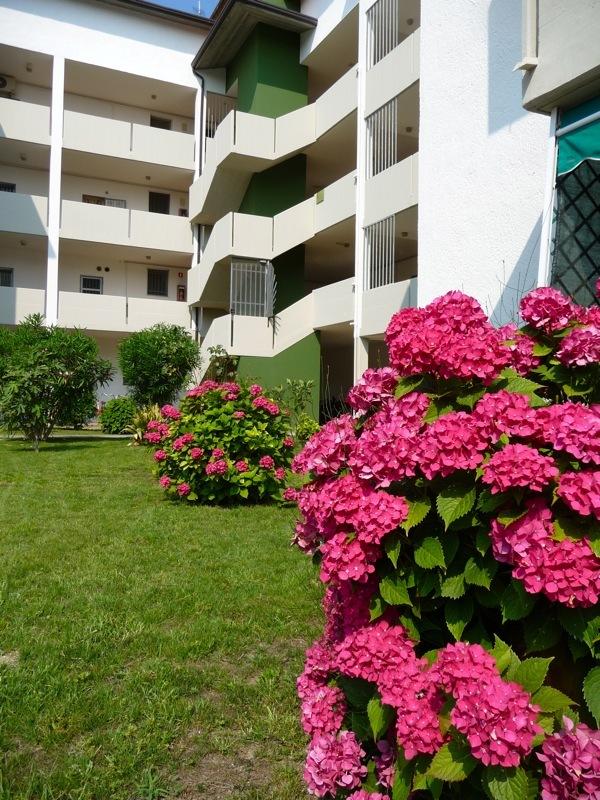 PINEDA 1: Elegante monolocale al piano terra in affitto ai Lidi di Comacchio