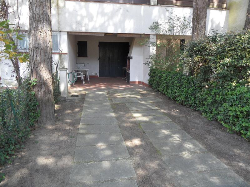 VISTAMARE 3: Affitto villetta al piano terra con giardino esclusivo a Lido di Spina