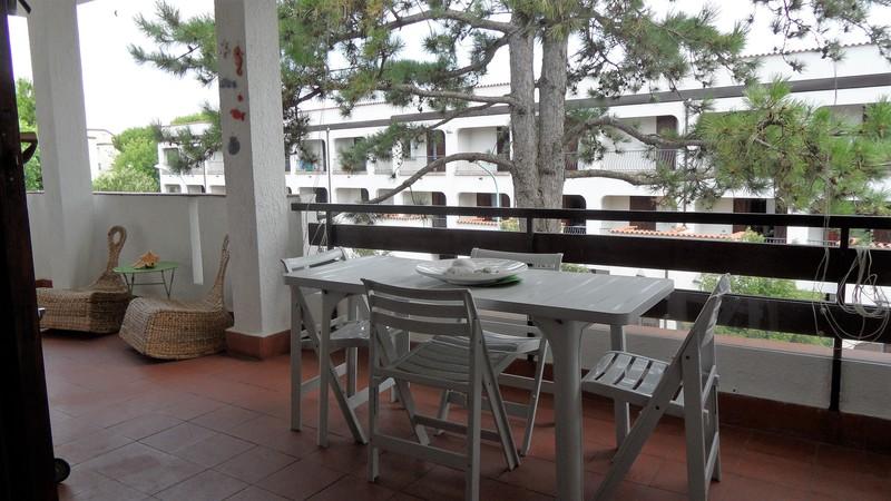 COSMAR 7 Affitto a lido di Spina villetta a schiera con bel terrazzo abitabile, con climatizzazione, ben arredata e confortevole !!