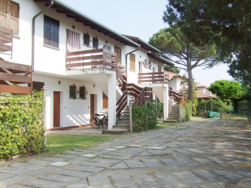 LE MANDRIOLE 9: Villetta bilocale in vendita in Residence con piscina ai Lidi Ferraresi